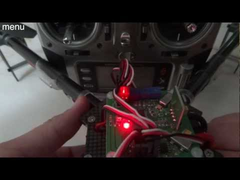 HobbyKing Quadcopter KK board setup guide