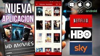 SERIES Y PELICULAS DE - NETFLIX - HBO - DESDE LA APLICACION - MASDEDE - ANDROID - IOS - #Masdede