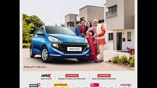 All New SANTRO at Blue Hyundai | Bangalore