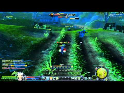 Aion F2P Gameplay - First Look HD