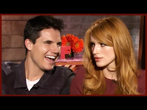 BELLA THORNE, MAE WHITMAN TALK EMBARRASSING MOMENTS WITH 'THE DUFF' CAST!