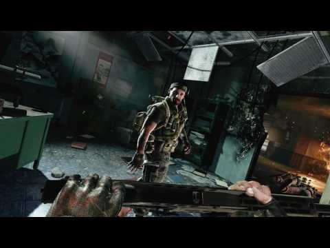 Call of Duty : Black Ops | OFFICIAL E3 trailer XBox 360 Activision