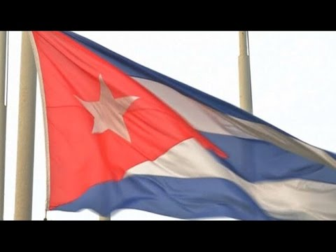 """""""A New Chapter"""": After Half a Century, U.S. and Cuba Unveil Reopening of Embassies & Restored Ties"""