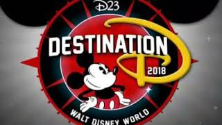 All the news announced for WDW at Destination D
