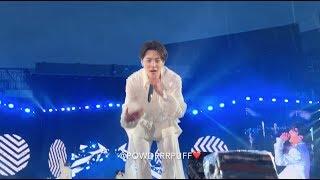 190512 - Wings - BTS 방탄소년단 - Speak Yourself Tour - Soldier Field D2 IN THE RAIN - HD FANCAM
