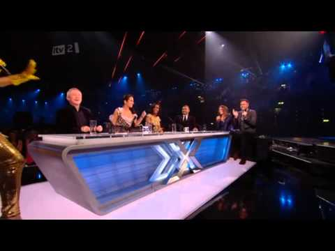 The Xtra Factor - (10/12/11) - Top 03 - Lives - Goldie Cheung