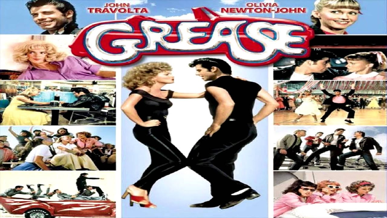 Movie grease soundtrack