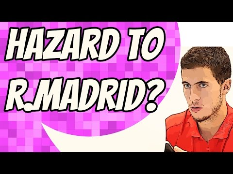 Real Madrid prepare £60m bid for Eden Hazard