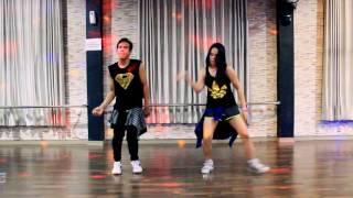Zumba Cold Water By Major Lazer Ft Justin Bieber Choreo By Chenci BFS Studio Sangatta