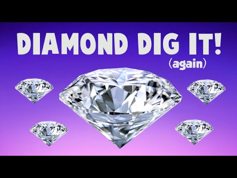 Diamond Dig It Surprise Box Again! Did I Finally Find a Real Diamond?!?