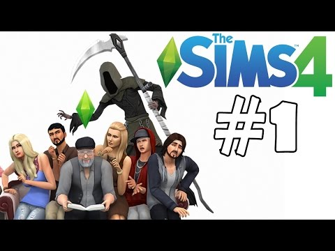 The Sims 4 Walkthrough Part 1 Gameplay Let's Play Playthrough Review 1080p HD