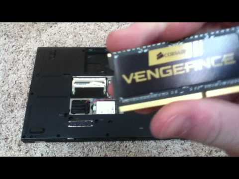 Corsair Vengeance 8 GB DDR3 1600MHz Laptop Memory Upgrade