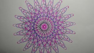 How to make Spirograph patterns