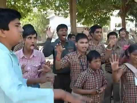 Laughter Yoga With Mentally Challenged Children