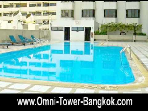 Omni Tower Syncate Bangkok Hotel and Serviced Apartments for Rent
