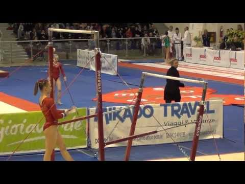 Brenna Dowell (USA) 2013 Jesolo - EF UB