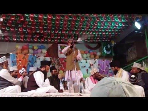 Dil Ka Arman By Shamim Faizi Latest New Naat 2016 In Antophill Wadala Mumbai HD1080p