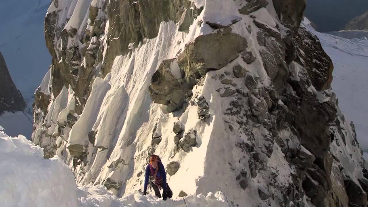 Topo Arete Kuffner Mont Maudit Arête Kuffner