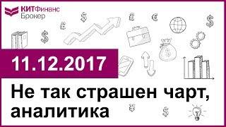 Не так страшен чарт, аналитика - 11.12.2017; 16:00 (мск)
