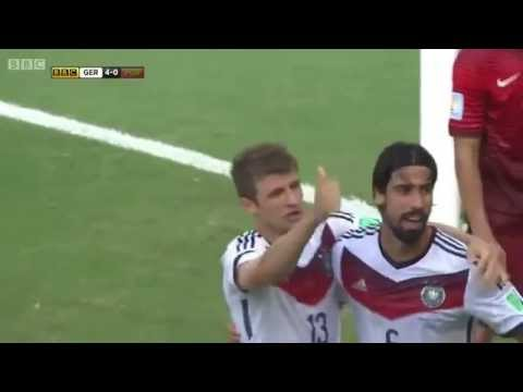 GERMANY VS PORTUGAL 2014 WORLD CUP 4 0