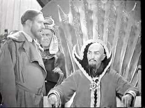 Flash Gordon (1936) Serial clip
