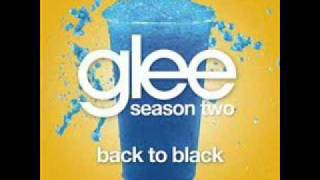 Watch Glee Cast Back To Black video