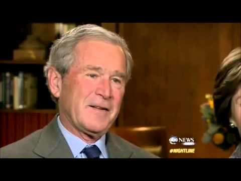George W. Bush Admits 9/11 Was Inside Job!! Breaking News!! 2014