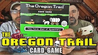 The Oregon Trail (Card Game)