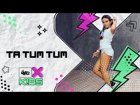 Ta Tum Tum - Kevinho E Simone & Simaria | FitDance Kids (Coreografía) Dance Video