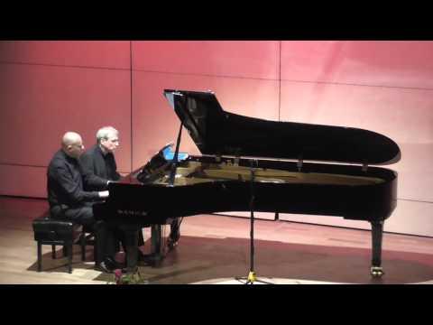 Mozart, W.A.: Sonata en Do Mayor, IK 19d. Alvaro Varela De Marco, Edgardo Martínez Lázaro