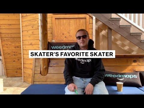 Skater's Favorite Skater | Marius Syvanen
