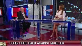 Jerome Corsi Fires Back Against Mueller