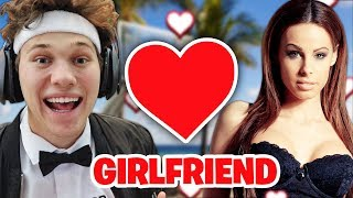 I GOT A GIRLFRIEND! NBA 2K19 MY CAREER! #3