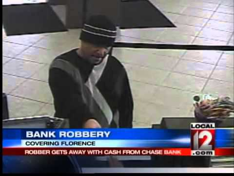 Robbery at Chase Bank on Houston Road still under investigation