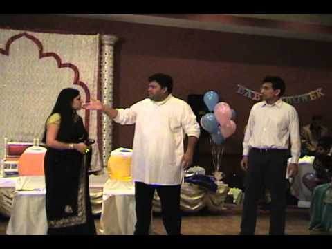 Baydi Mari Babuchak Gujarati Funny Play .wmv video