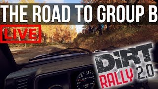 Trying To Reach Group B In The Dirt Rally 2.0 Career Mode | Release Version