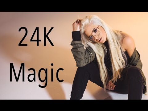 download lagu 24K Magic - Bruno Mars  Macy Kate Cover gratis