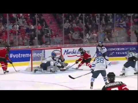Canada vs Finland  2015 IIHF World Juniors  Day 4 (29/12/2014)  Full Highlights HD
