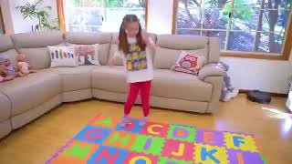 ABC Song Learn English Alphabet for Children with Alicia and Nursery Rhyme by Fun With Alicia
