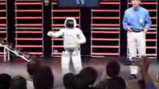 ASIMO Robot Runs at CES 2007