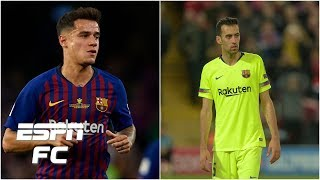 Coutinho, Rakitic, Busquets, and more - Who's leaving Barcelona? | La Liga