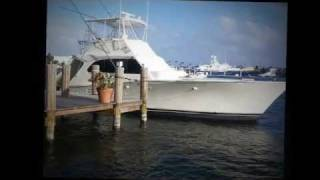 FOR SALE *MUST GO NOW*1988 POST 46 SPORTFISHERMAN $139,900 *marinadelray.com*