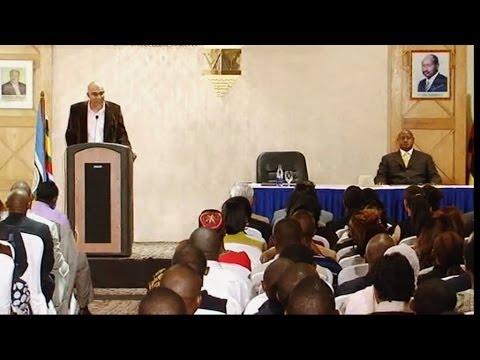 Mindspeak: Yoweri Museveni,President of Uganda