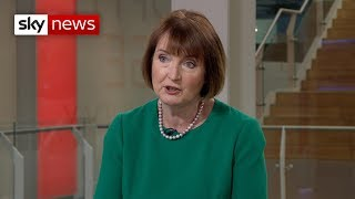 Harriet Harman: Next speaker should restore trust in our democracy