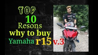 Buy r15 v3 after watching this | Top 10 reasons | r15 v3 pros | Explore n More | #Vlog20