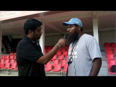 www.thescore.lk - Interview with the SL U20 Coach - Mr.Shamli Nawaz.