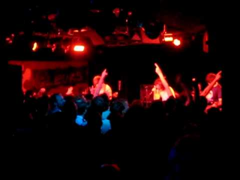 Paint Nothing - Idlewild (Live @ Dingwalls, Camden, May 19, 2009)