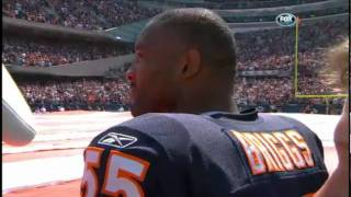 9-11-2011 National Anthem - Atlanta Falcons at the Chicago Bears