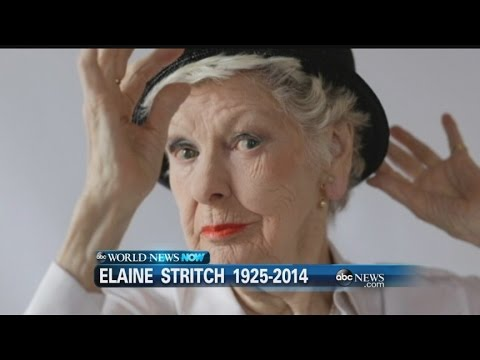 WEBCAST: Comic Actress Elaine Stritch Died