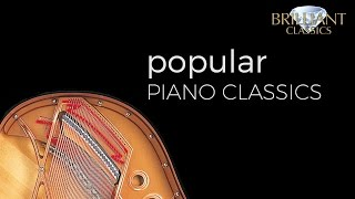 Popular Classical Piano Music Compilation (long) with Famous, Essential and Beautiful Pieces